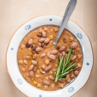 Traditional Recipe: Pasta e Fagioli