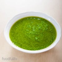 Traditional Recipe: Salsa Verde (Fresh Parsley Sauce)