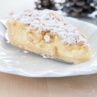 Torta Della Nonna (Grandma's Custard Pie) easy step by step