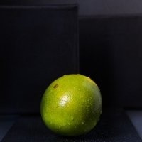 Food Photography : Mapo Fruit On Dark Background