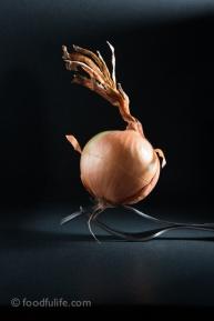 Dancing onion
